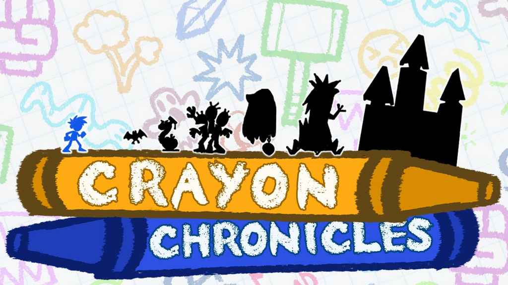 CRAYON CHRONICLES project video thumbnail