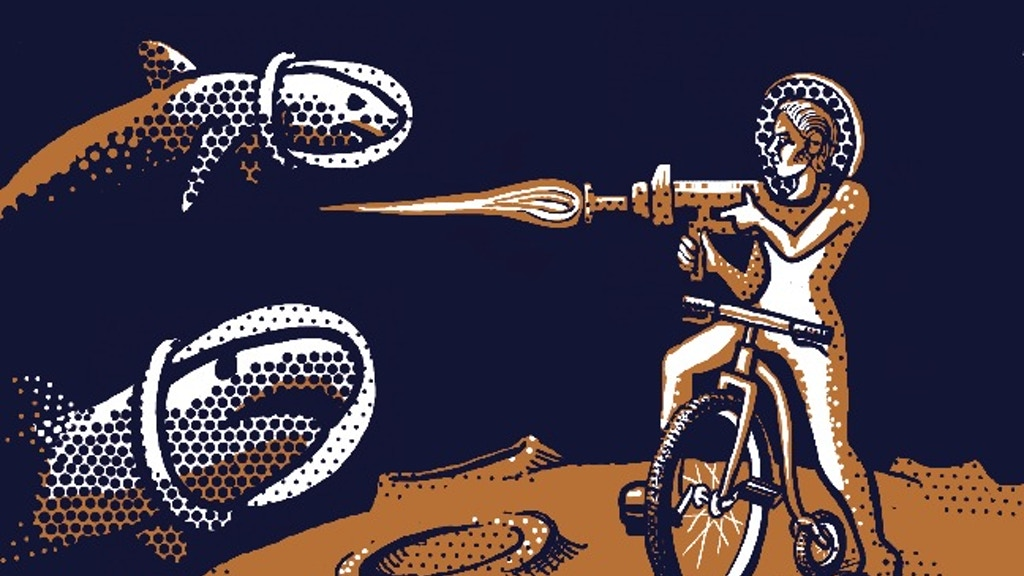 Bikes in Space: Taking the Lane #10 project video thumbnail