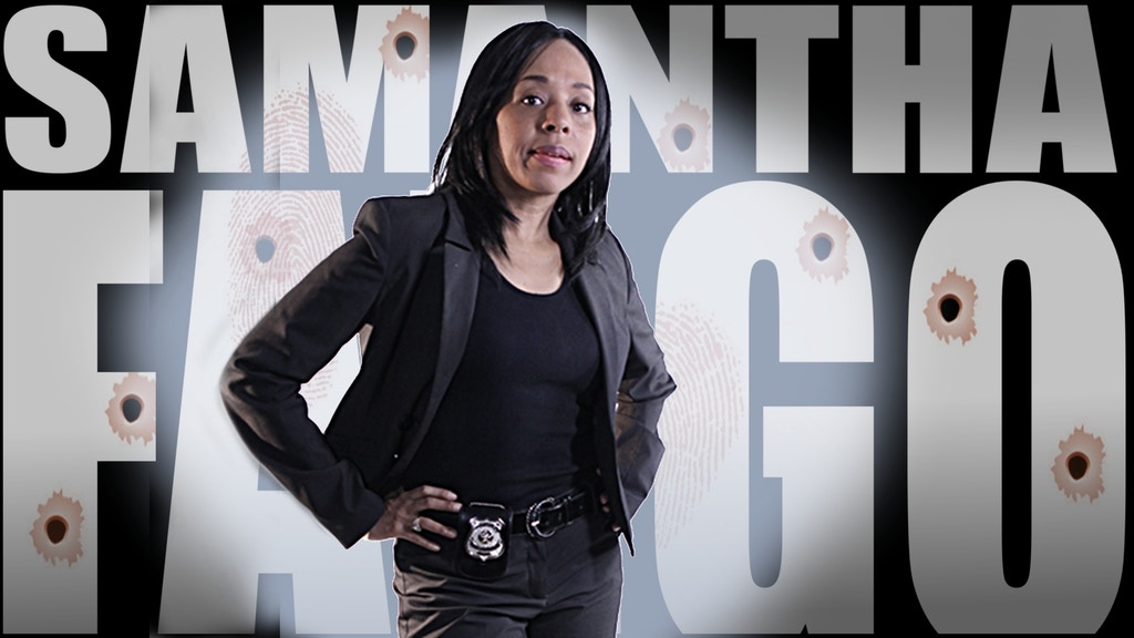 SAMANTHA FARGO, the Black Woman Action Hero project video thumbnail