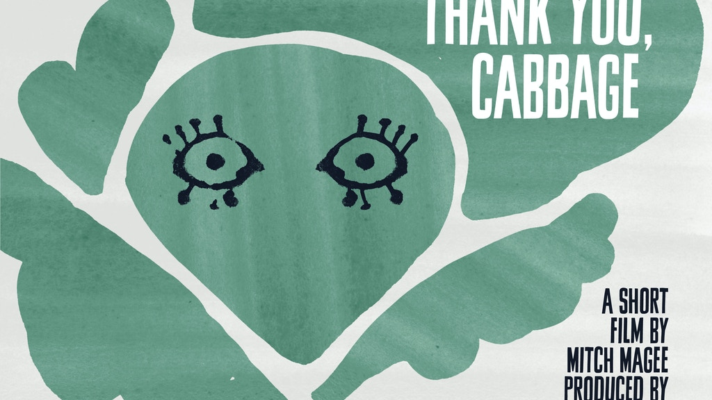 Thank You, Cabbage project video thumbnail