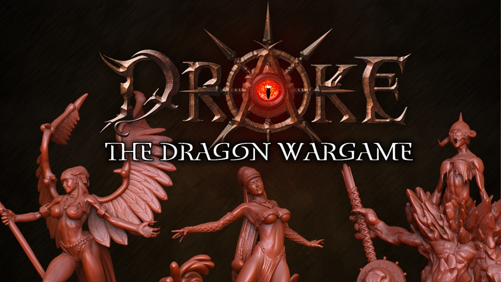 Drake: The Dragon Wargame project video thumbnail