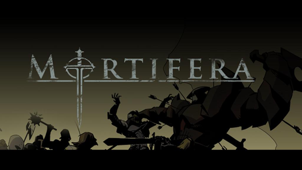 Mortifera Comics project video thumbnail