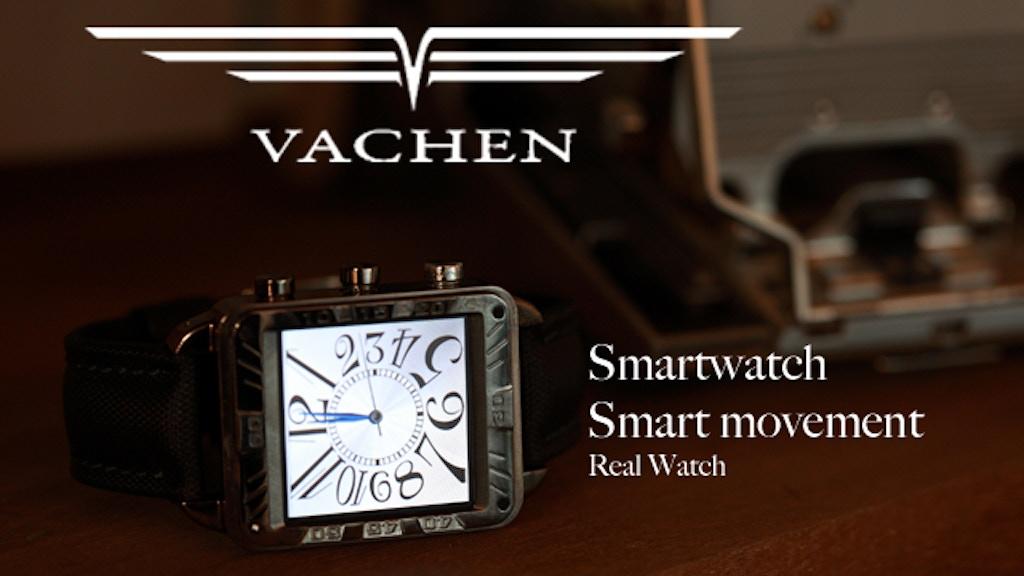 VACHEN Smart watch project video thumbnail