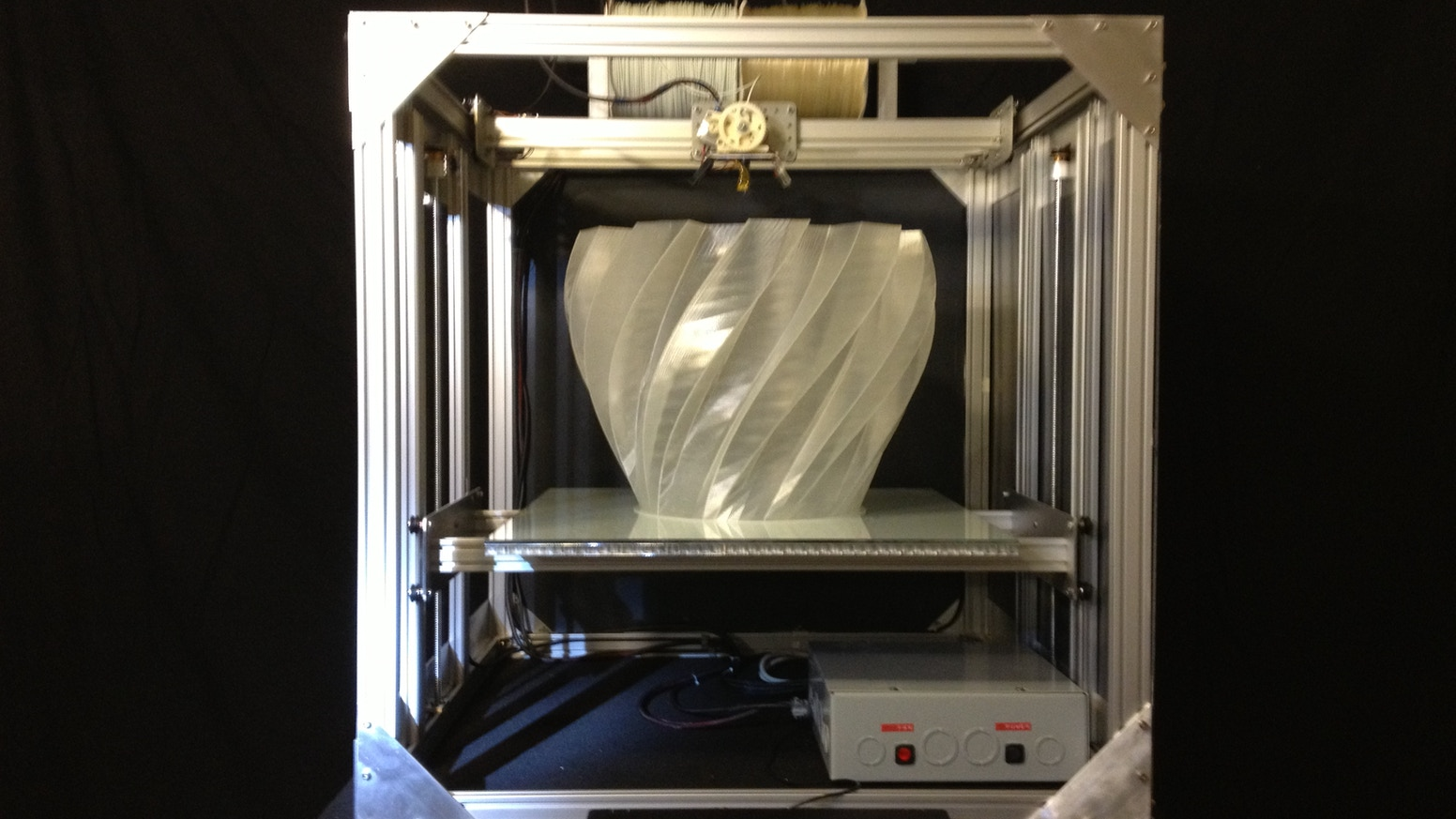 Dream big, print big! Affordable, large-format 3D printing for your home or business.