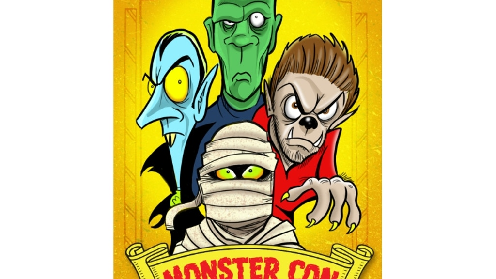 Monster Con Card Game project video thumbnail