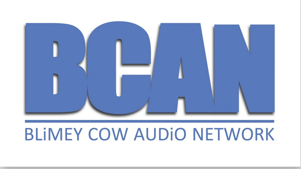 The Official Blimey Cow Audio Network project video thumbnail