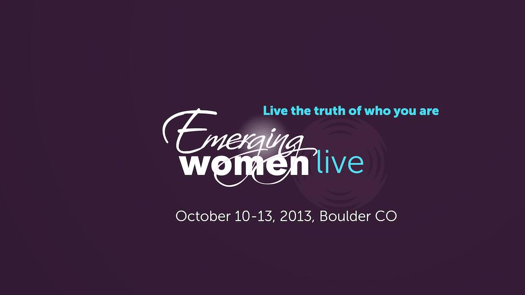 Emerging Women Live project video thumbnail