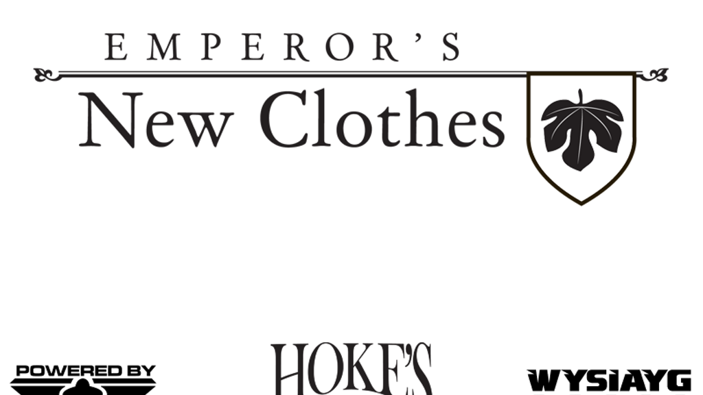 Emperor's New Clothes by Game Salute » Post Pax, Meet the