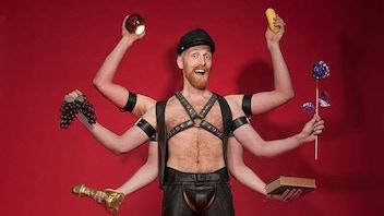 Ian MacKinnon's Gay Hist-Orgy 3: Mondo Mythological