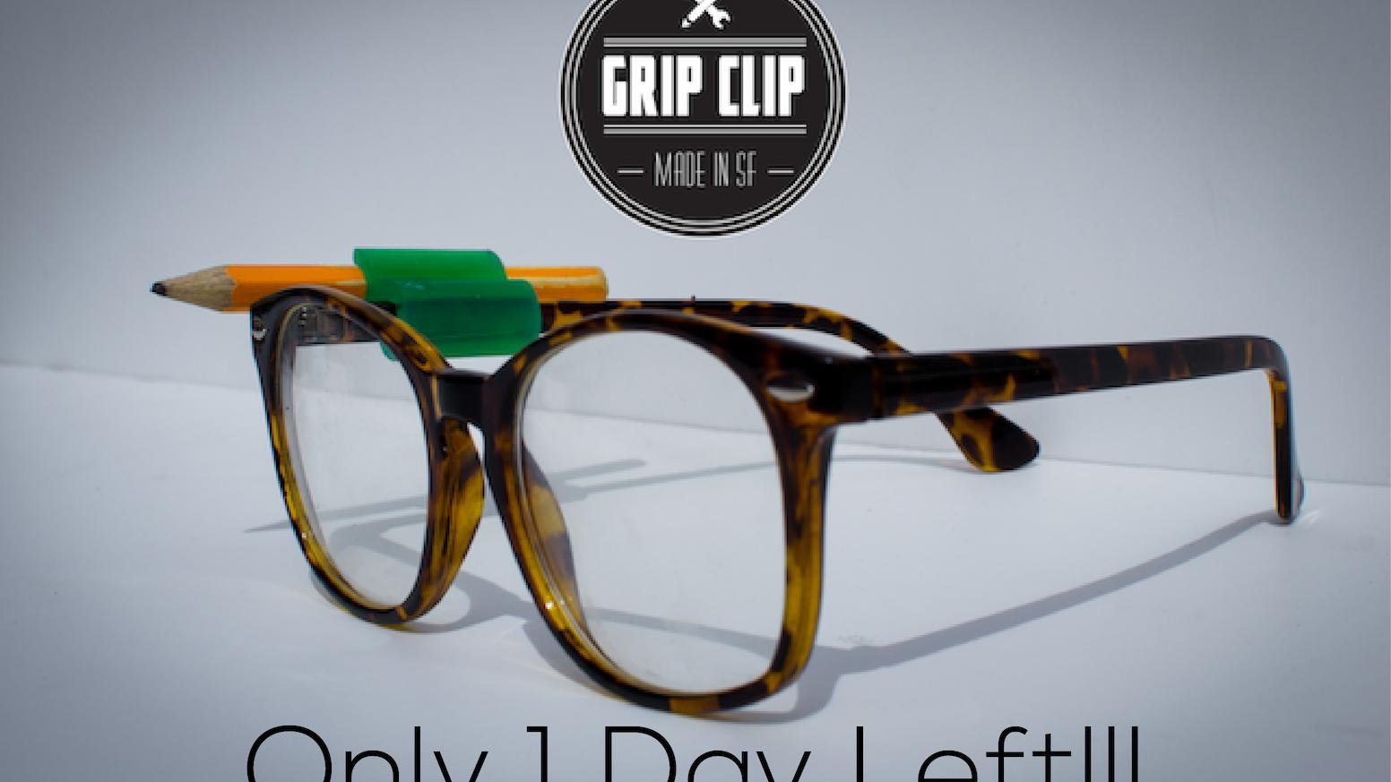 Grip Clip: Pencil Hero by Atticus Anderson and Blake Crowe