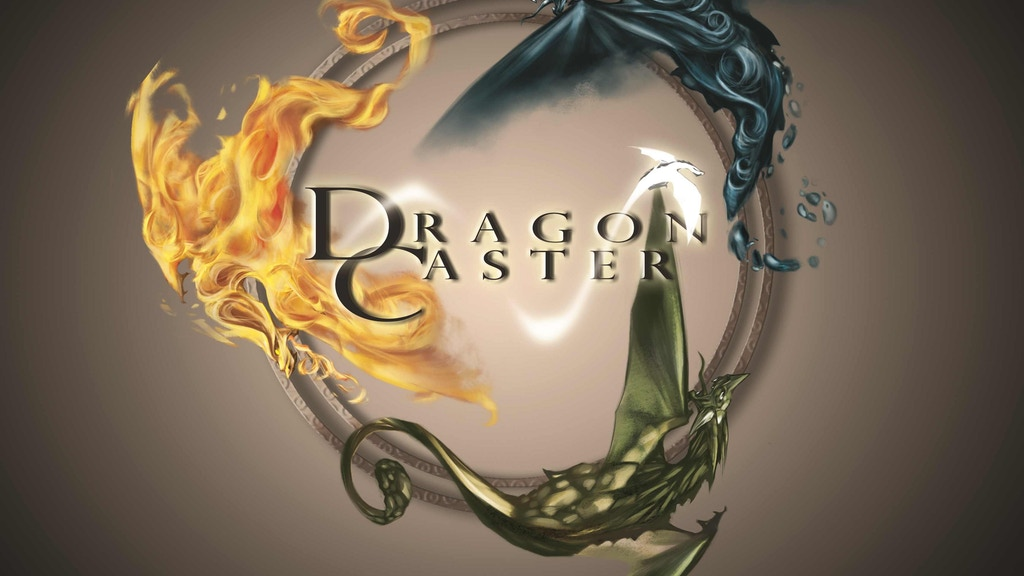 Dragon Caster project video thumbnail