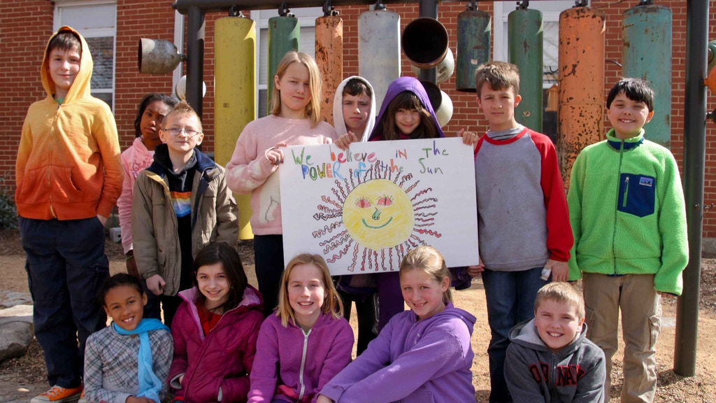 Our Solar Powered Classroom project video thumbnail