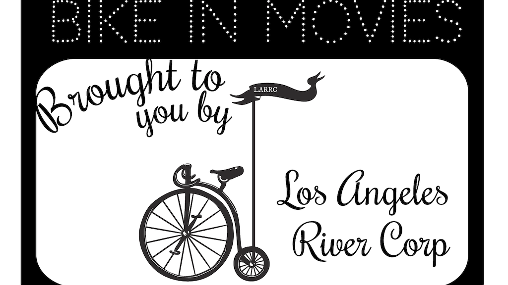 L.A. River Bike-In Movie Theater project video thumbnail