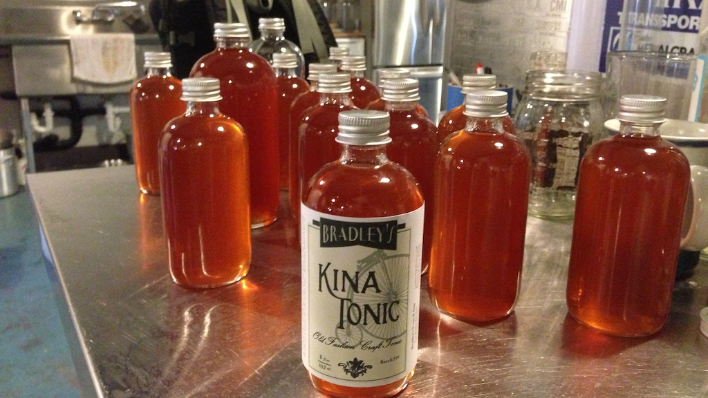 Bradley's Kina Tonic: making the best tonic in the world. project video thumbnail