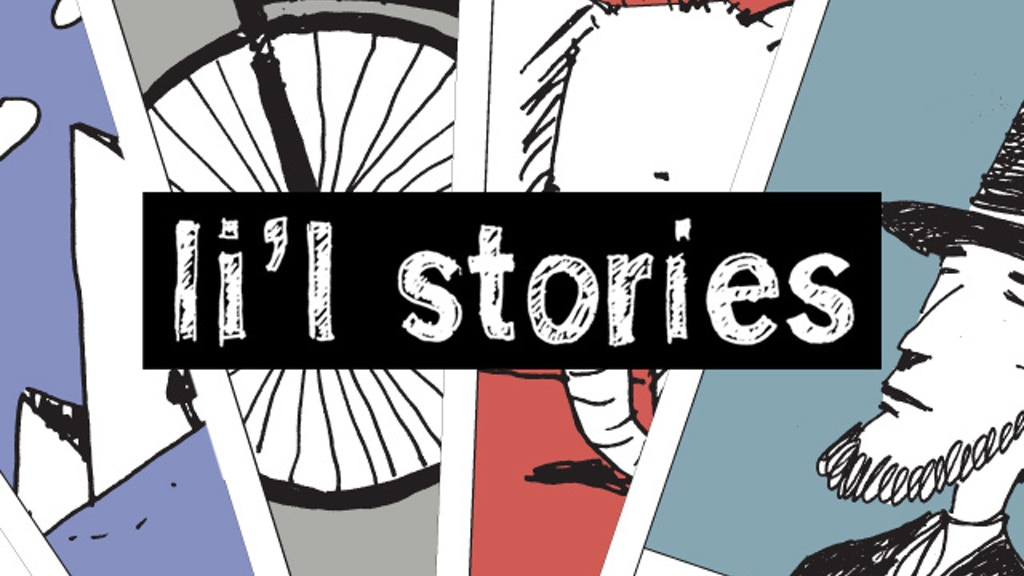 Li'l Stories project video thumbnail