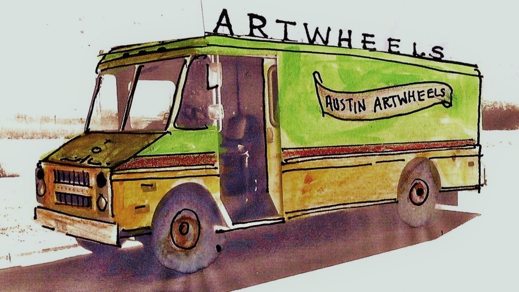 Austin ArtWheels: A Public Artmobile project video thumbnail