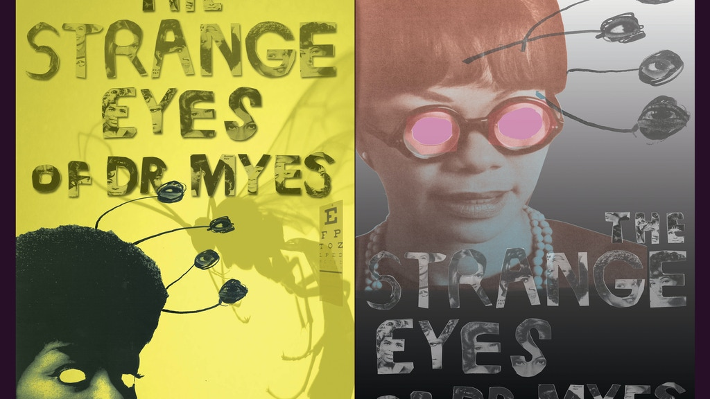 The Strange Eyes of Dr. Myes project video thumbnail