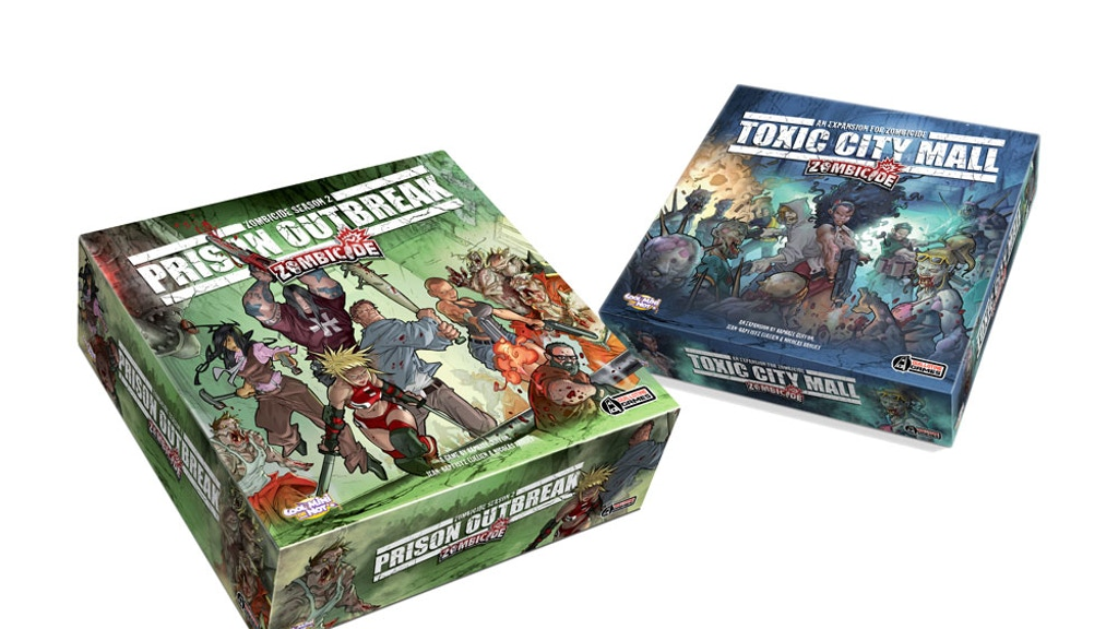 Zombicide: Season 2 project video thumbnail
