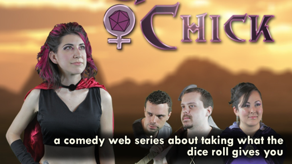 New Seasons of the 'Gamer Chick' Web Series! project video thumbnail