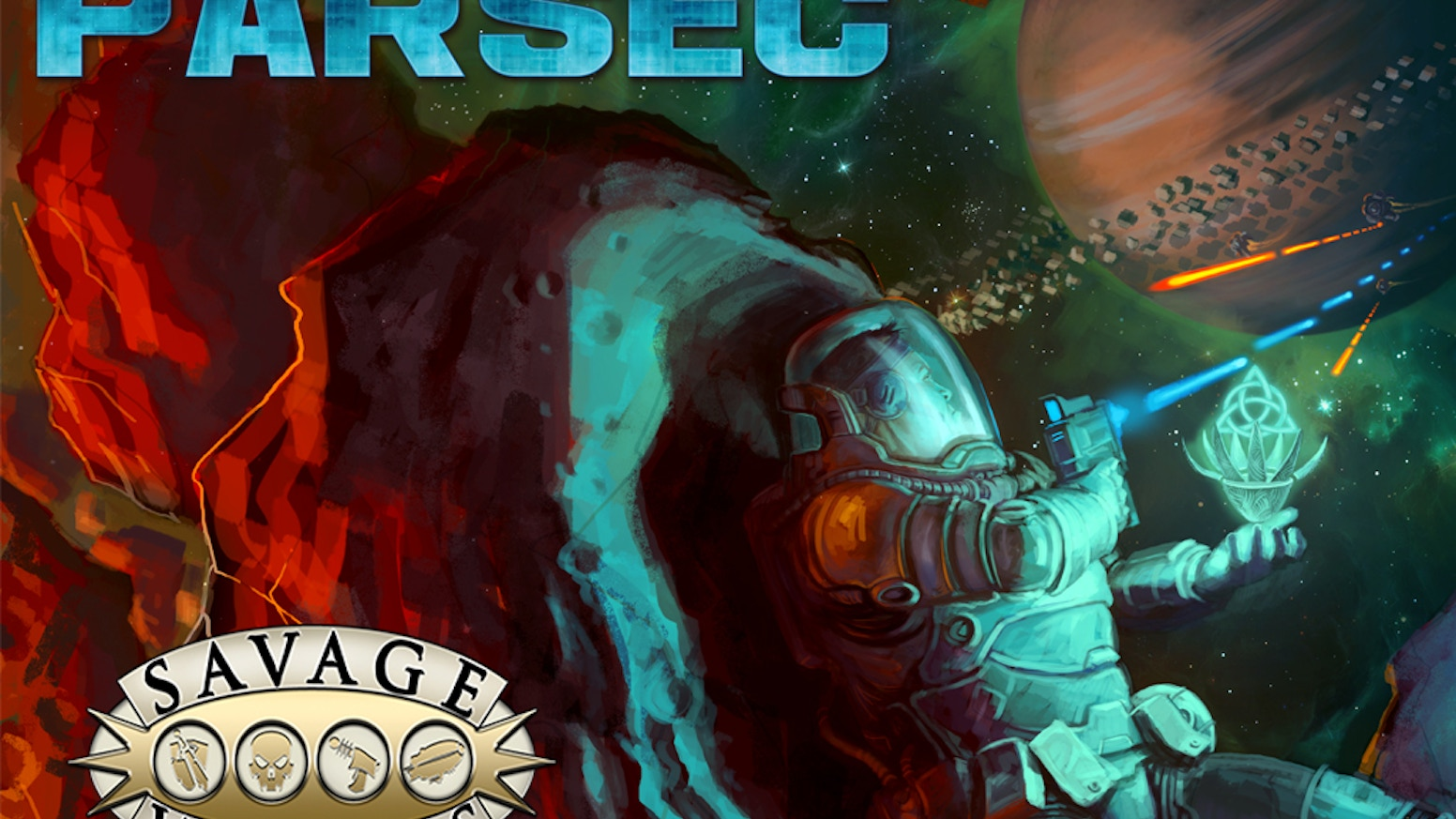 The Last Parsec is a scifi setting of planetary exploration and adventure using the Savage Worlds system!
