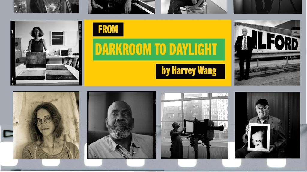 FROM DARKROOM TO DAYLIGHT project video thumbnail