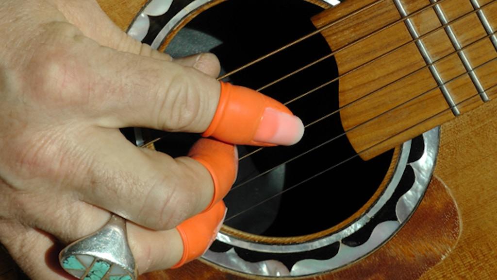 The Ultimate Fingerpick Guitar Banjo Resonator Picks By Gus