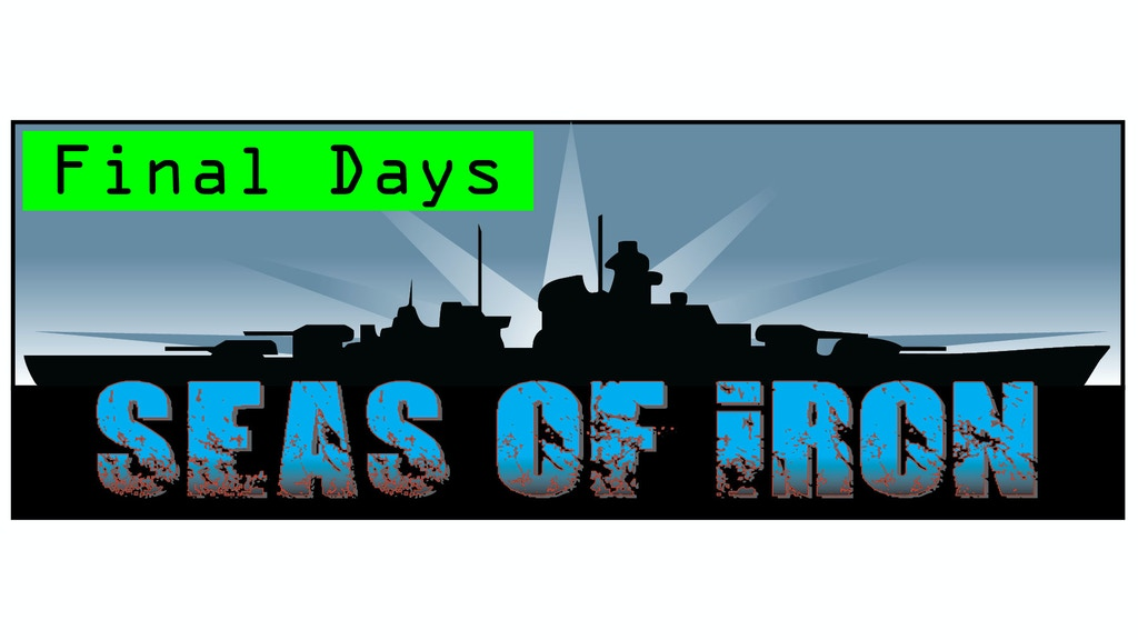 Seas of Iron project video thumbnail