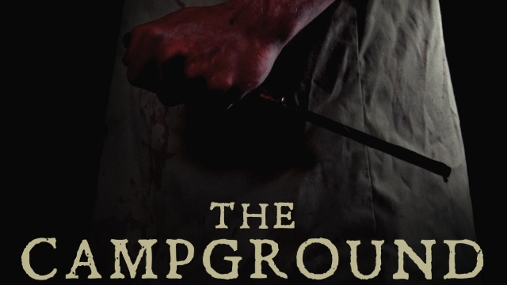 """The Campground-  Horror/Slasher Film """"Lodging"""" project video thumbnail"""