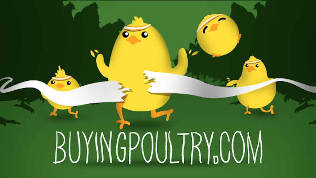 BuyingPoultry.com - Good food. Good farmers. project video thumbnail