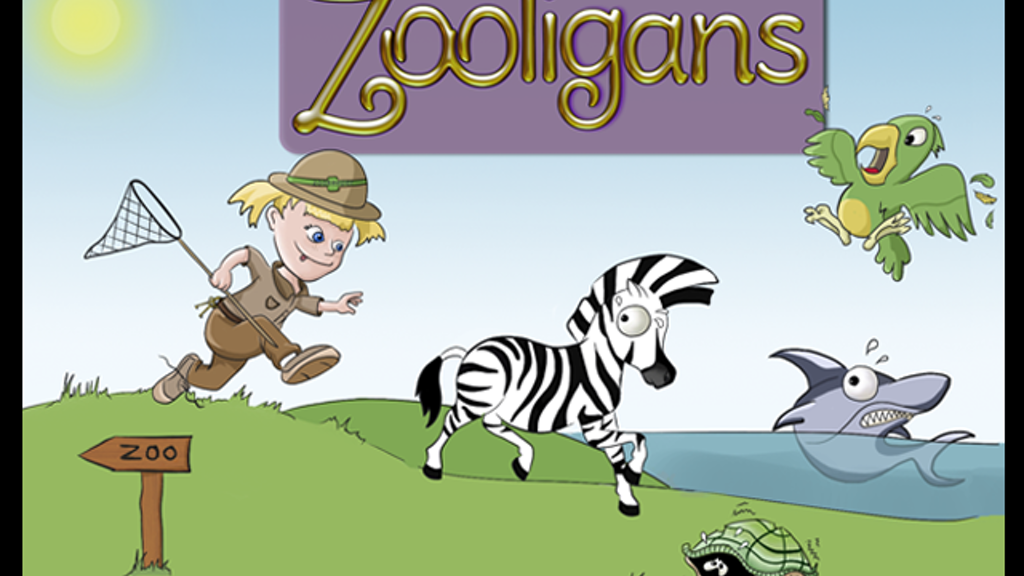 Zooligans Card Game: You build the zoo! project video thumbnail