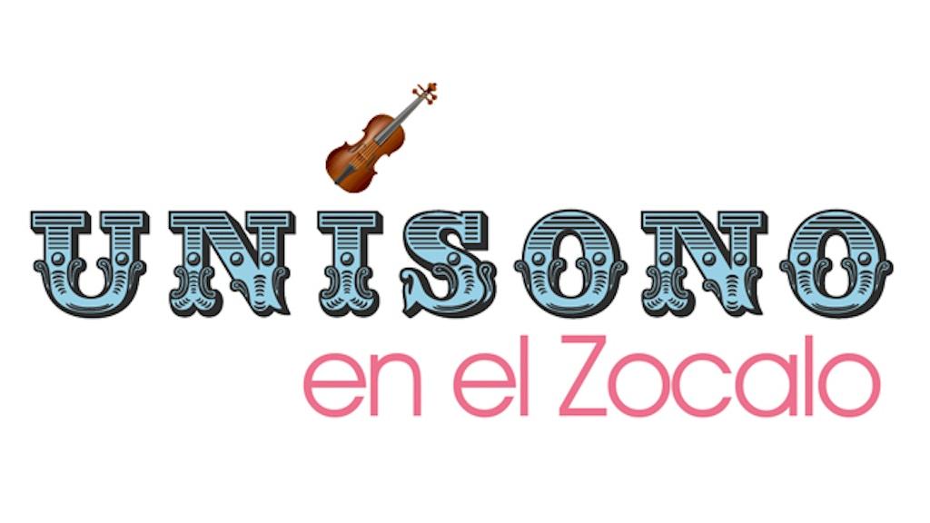 Unísono en el Zócalo project video thumbnail