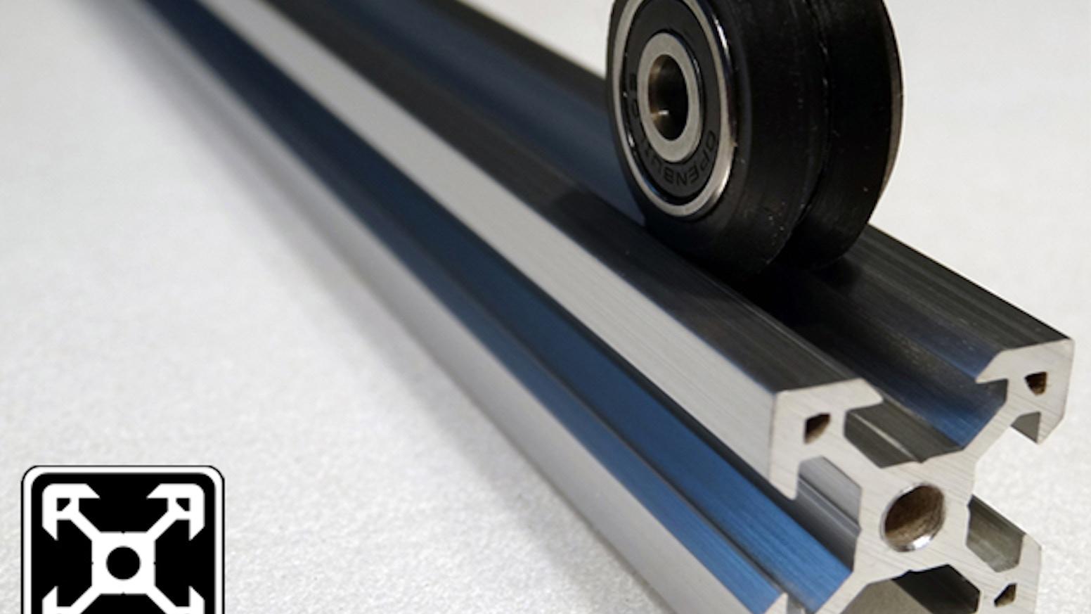 Openbuilds V Slot Aluminum Extrusion By Mark Carew