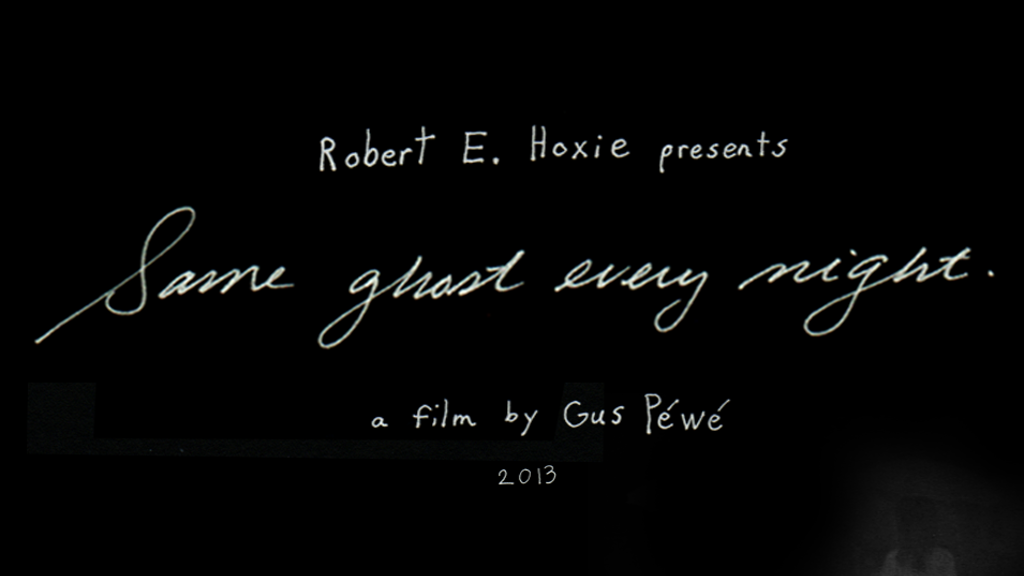 Same Ghost Every Night - a short film project video thumbnail