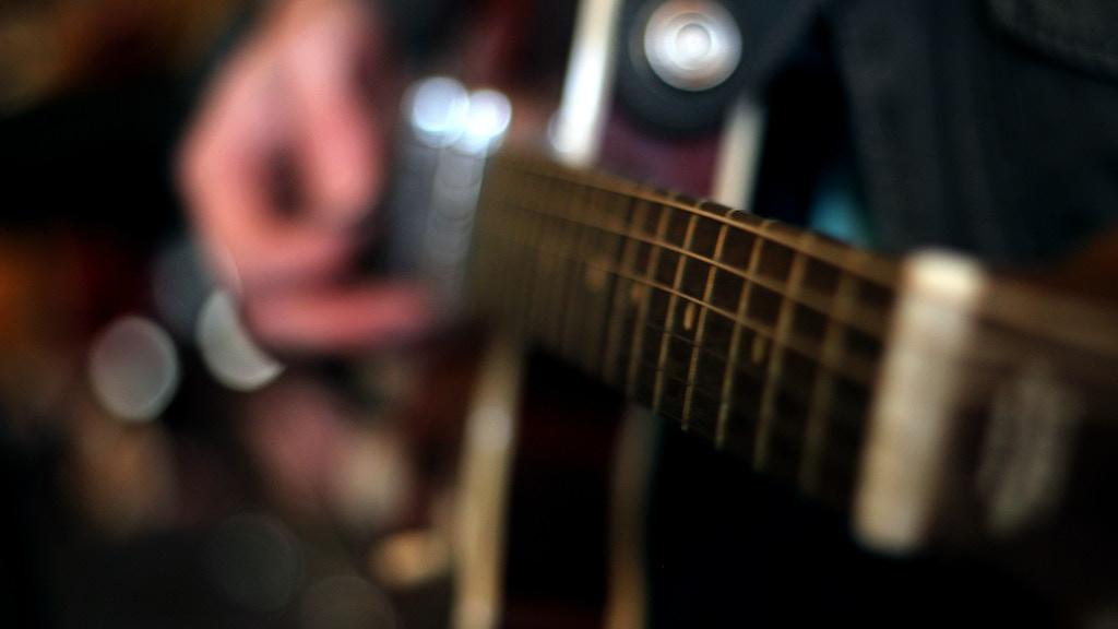 Nick Thomas Solo Album project video thumbnail