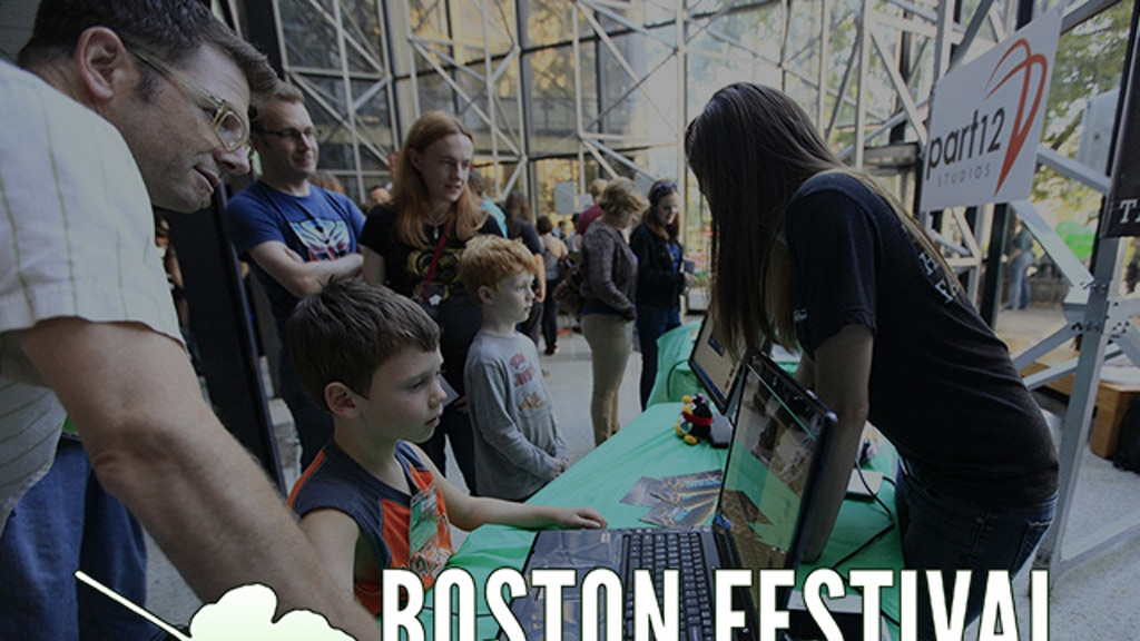 Boston Festival of Indie Games 2013 project video thumbnail