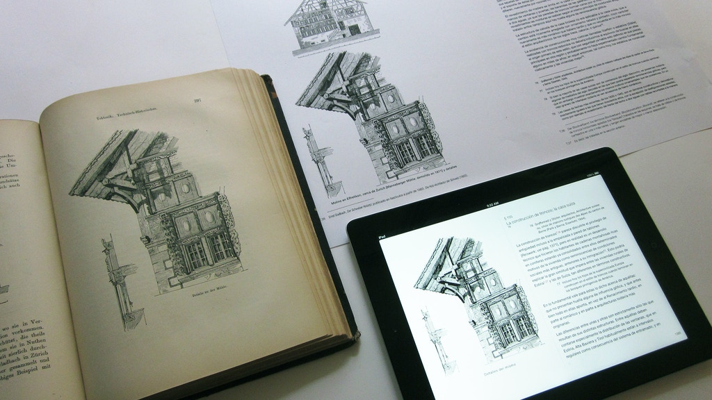 Semper: El estilo - print edition project video thumbnail