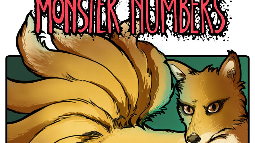 The Monster Numbers Book project video thumbnail