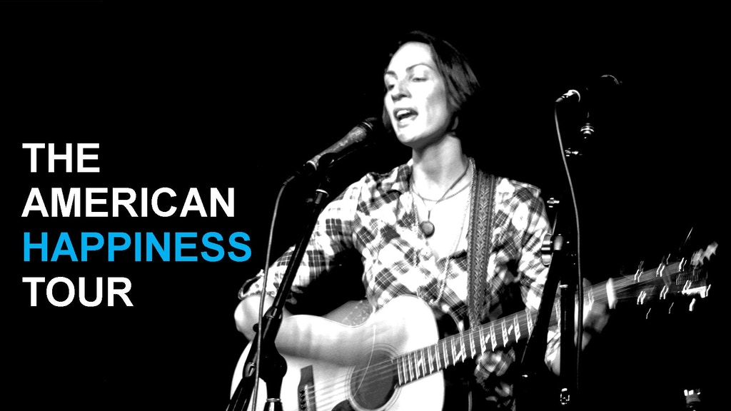 The American West Happiness Tour project video thumbnail