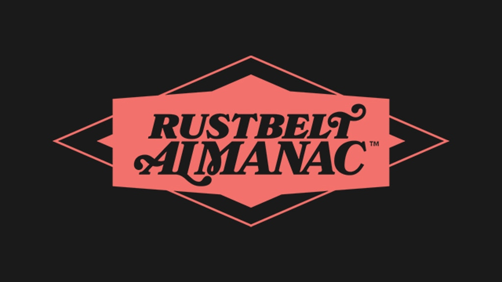 Rustbelt Almanac Issue 1 project video thumbnail