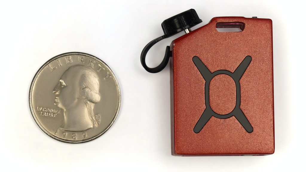 Fuel: The world's smallest cell phone charger project video thumbnail