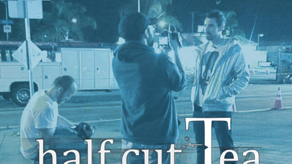 Half Cut Tea: A Documentary Web Series Filming Artists project video thumbnail