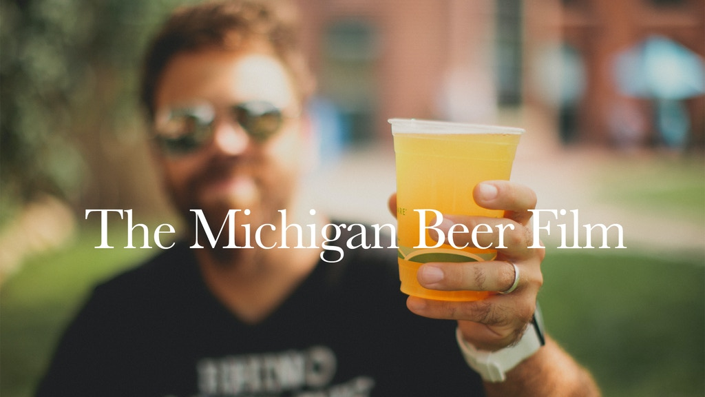 The Michigan Beer Film project video thumbnail