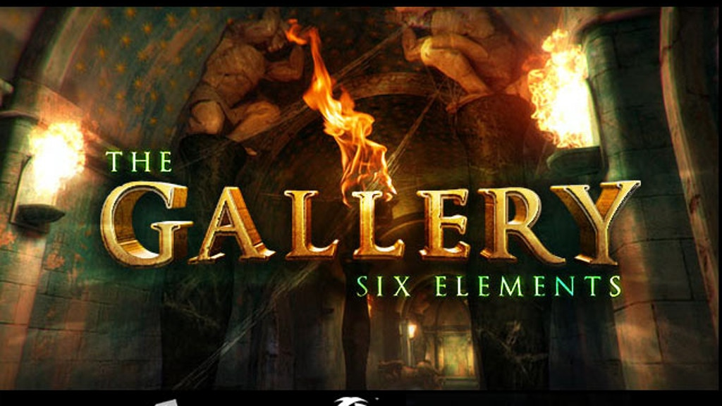 The Gallery: Six Elements project video thumbnail