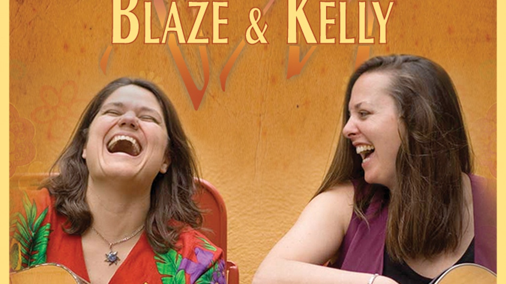 Blaze and Kelly's DVD Project! project video thumbnail