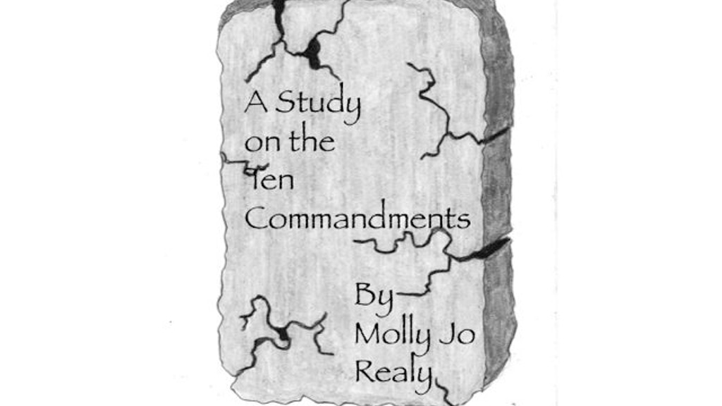 Project image for A Study on the Ten Commandments