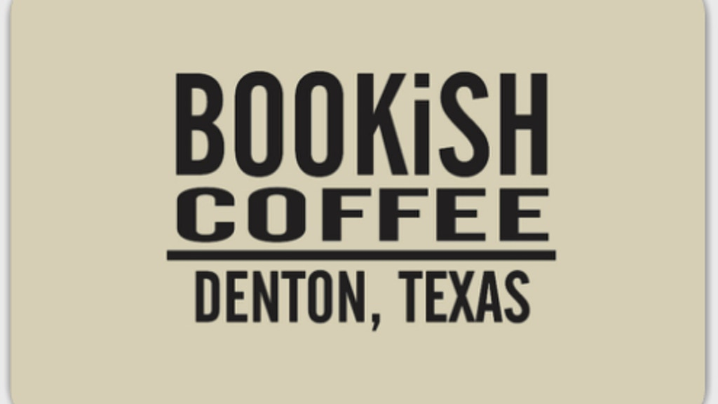 Bookish Coffee: Coffee Roasting in Denton, Texas project video thumbnail