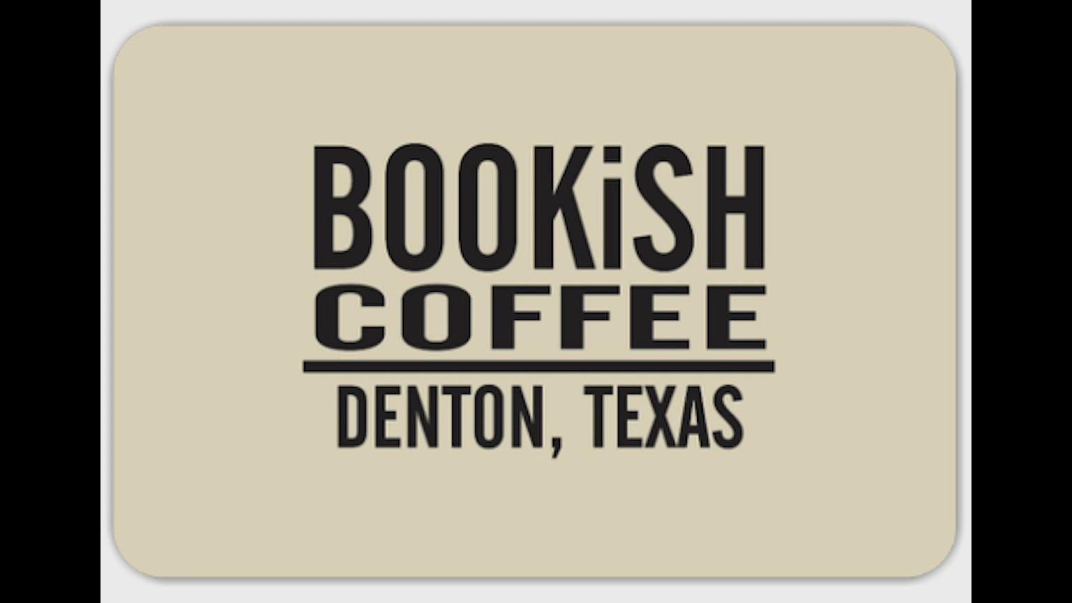Bookish Coffee Coffee Roasting In Denton Texas By Clay