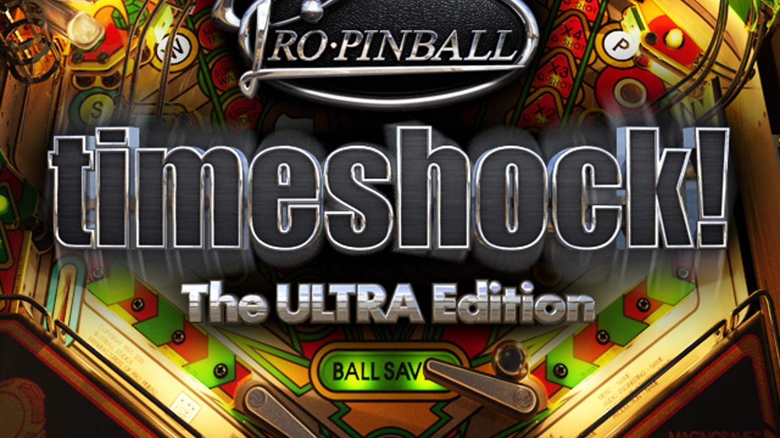 Pro Pinball: Timeshock! - The ULTRA Edition by Barnstorm Games