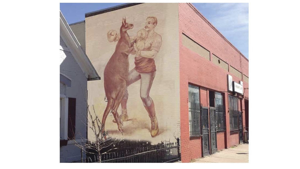 Black Eye Coffee Neighborhood Mural Project. project video thumbnail