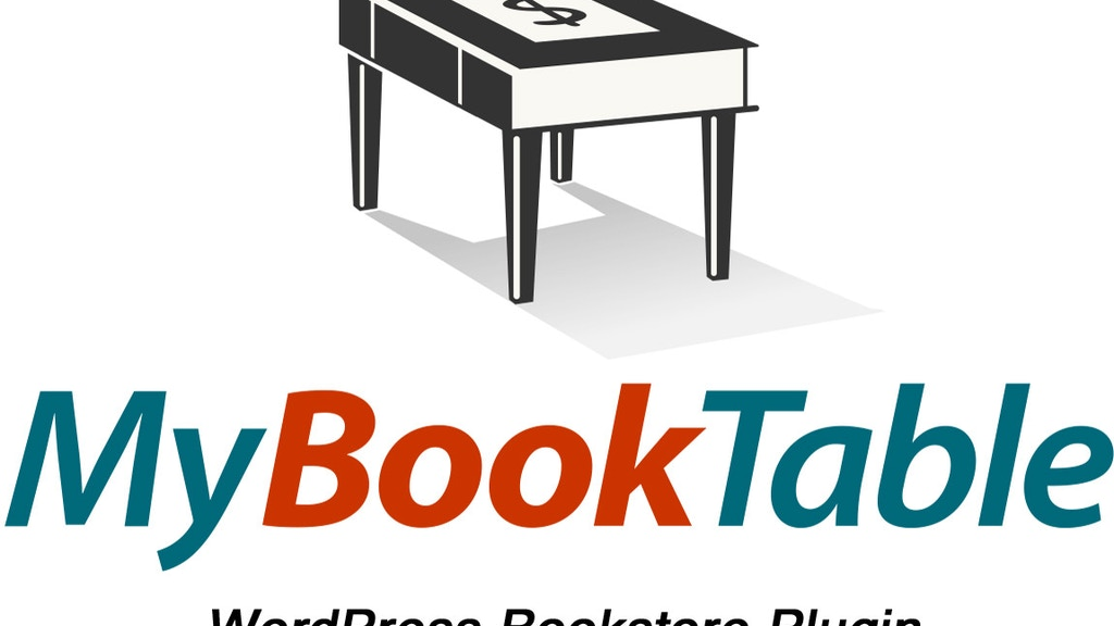 MyBookTable WordPress Bookstore Plugin project video thumbnail